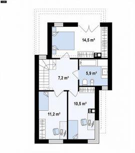 Дом «БЭСТ» + участок 7 соток